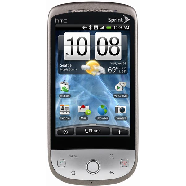 Sprint HTC Hero Now Available