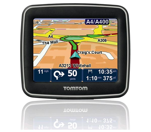 TomTom Start Entry Level Sat Nav Unveilled