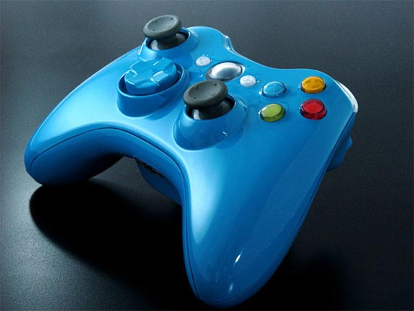 XCM Blue Blood Xbox 360 Controller