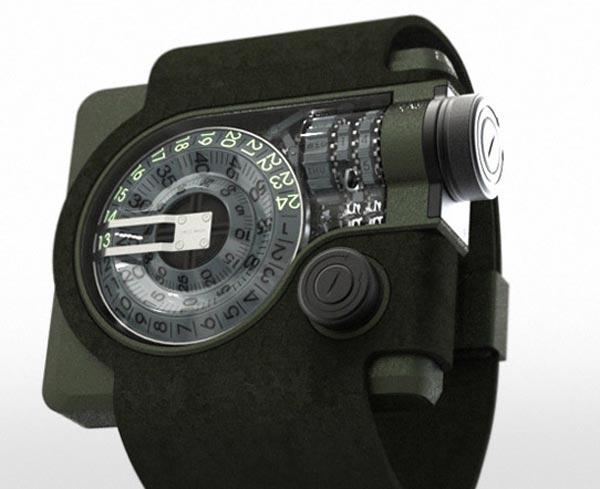 The 0Hunderd Watch