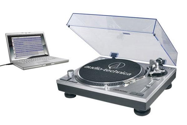 Audio Technica AT-LP120-USB USB Turntable