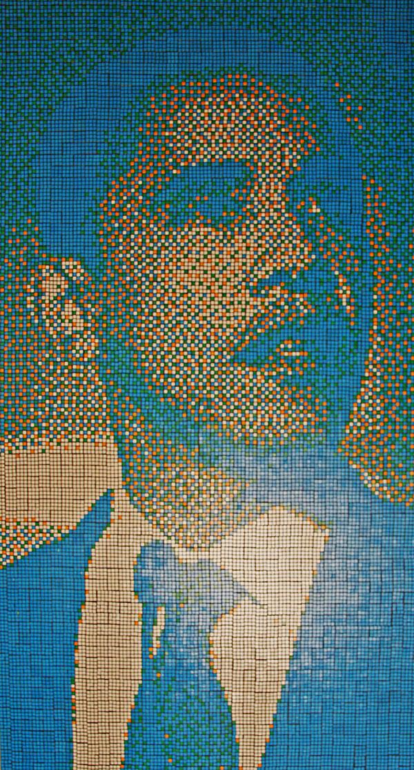 Awesome Rubik's Cube Art