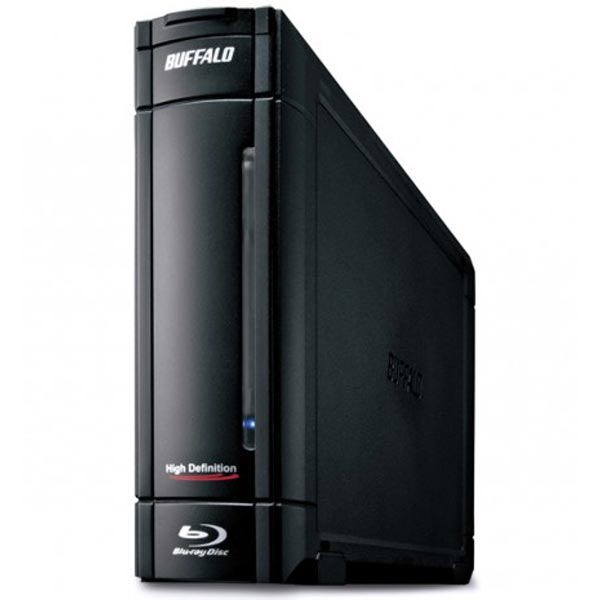 Buffalo BR-X1216U3 12x USB 3.0 Blue-ray Burner