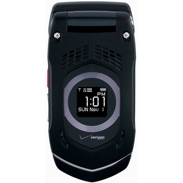 Verizon Launches Casio G'zOne Rock Rugged Mobile Phone