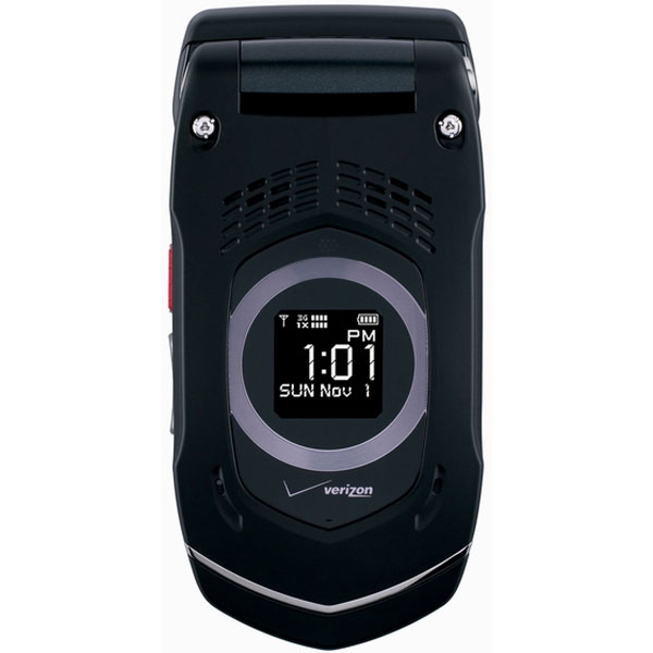 Verizon Launches Casio G'zOne Rock Rugged Mobile Phone