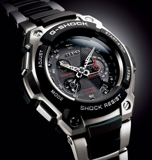 Casio Mt G G Shock Watch