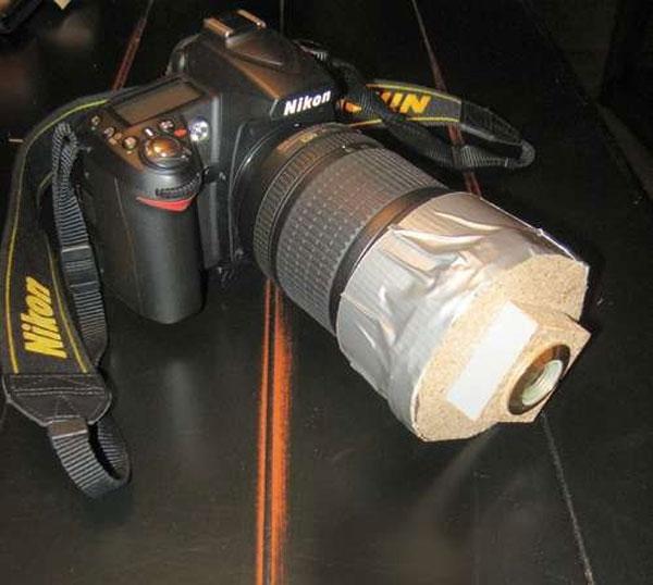 DIY-fish-eye-lens