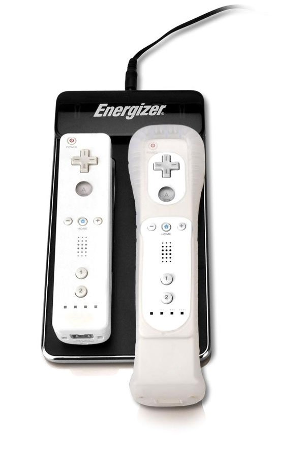 New Energizer Wiimote Induction Charger