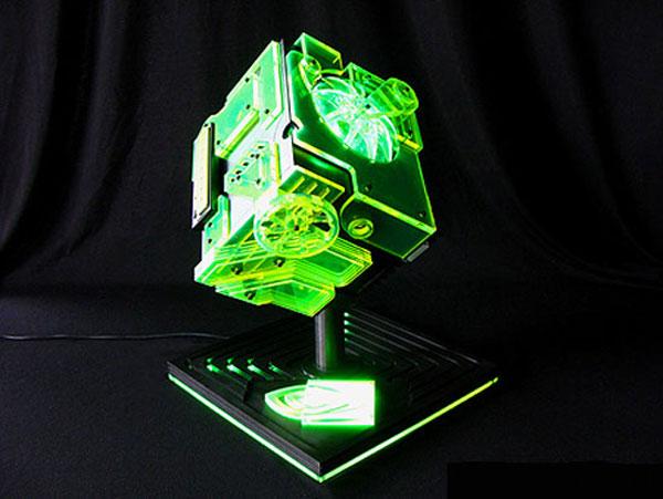 ION Cube PC Case Mod