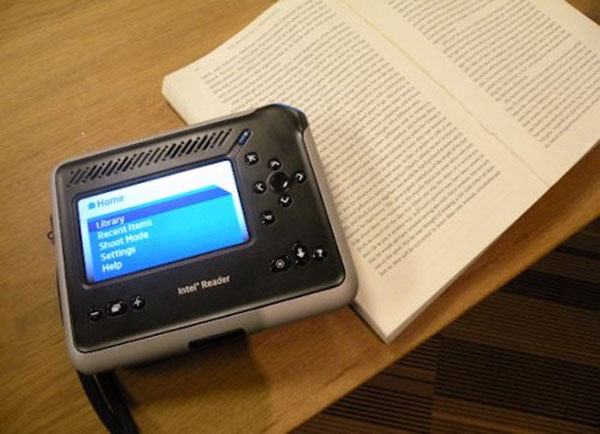Intel Reader - Text To Speech Reader