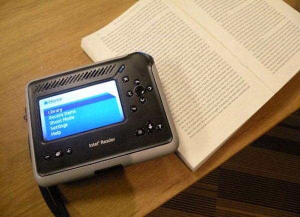 Intel Reader - Text To Speech Reader