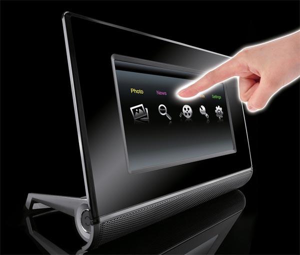 intouch it1750 wireless internet frame - Wireless Photo Frame