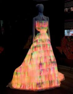24,000 LED Galaxy Dress