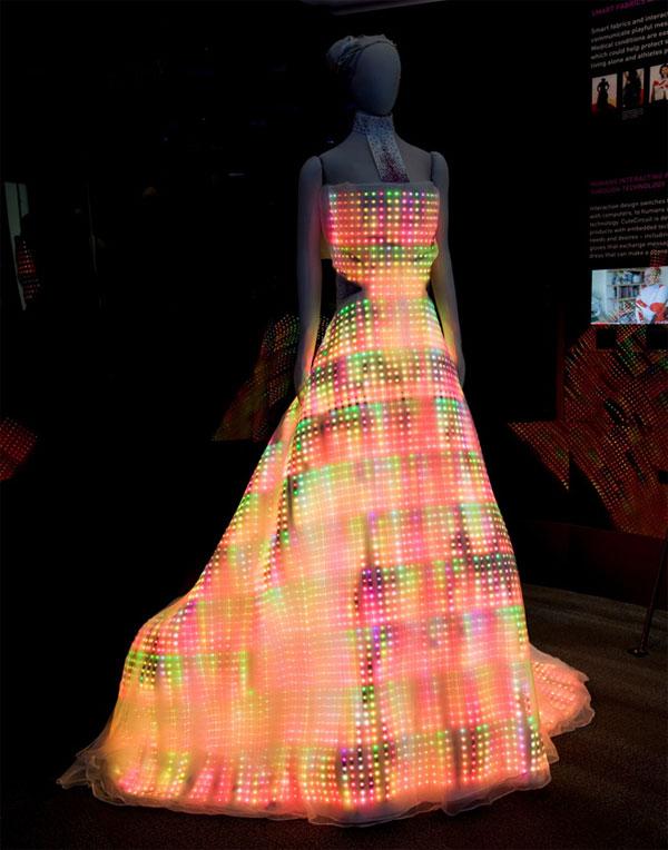 LED-dress