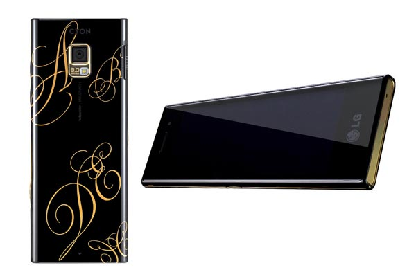 LG BL40 Chocolate Christmas Edition