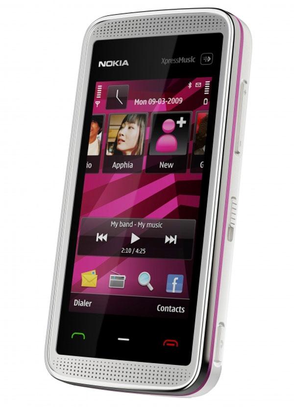 Nokia Illuvial Pink Collection