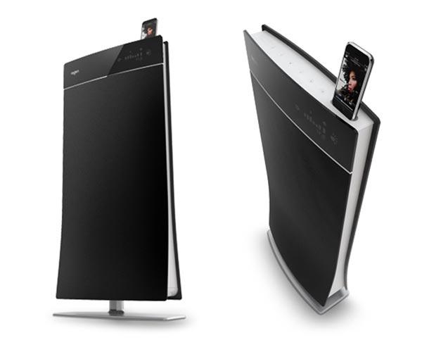 Regen Reverb Solar Powered iPod Dock