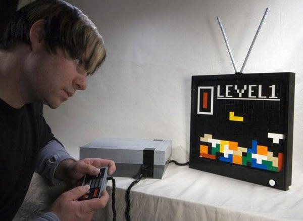 Replica Lego NES