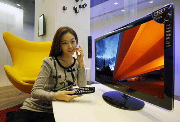 Samsung SyncMaster P2770HD Monitor