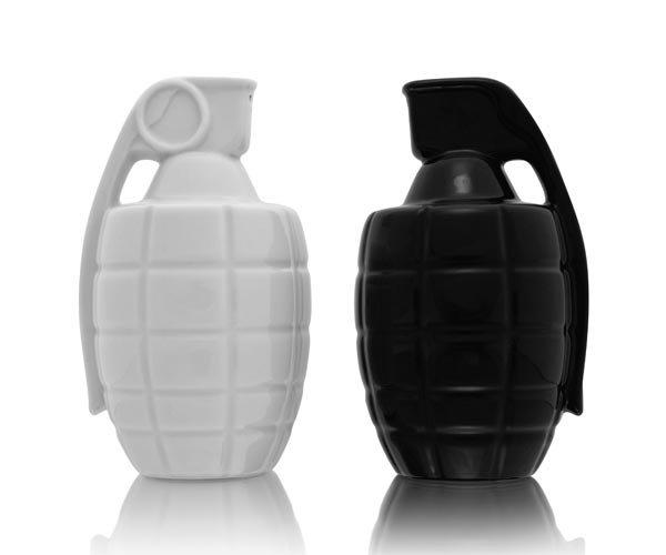 Taste Explosion Salt & Pepper Shakers