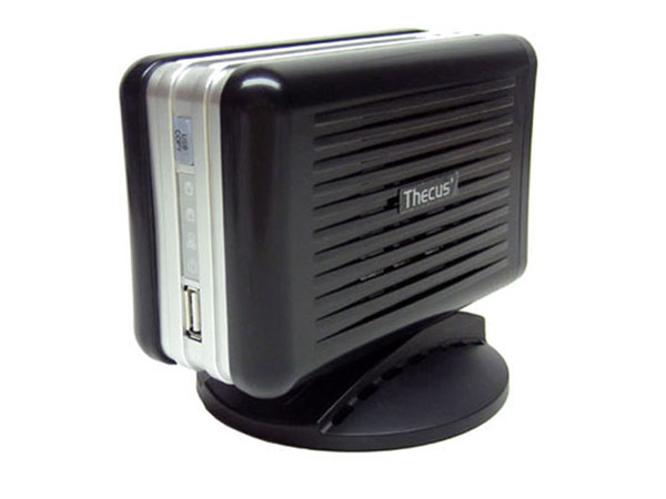 The Worlds Smallest NAS - Thecus N0204