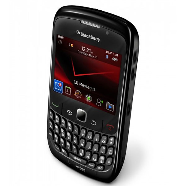 Verizon BlackBerry Curve 8530 Smartphone