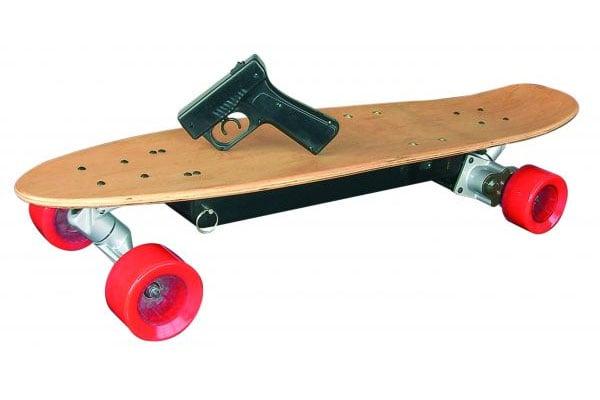 Xero Eboard Neo Motorized Skateboard