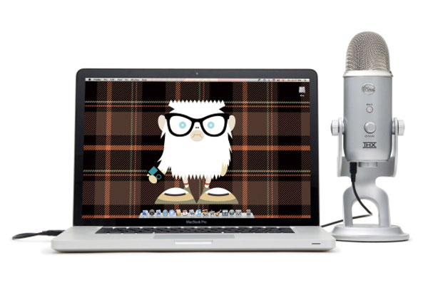 Yeti USB THX Certified Microphone