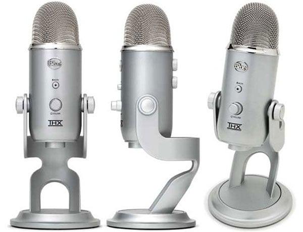 Yeti USB THX Certified Microphone