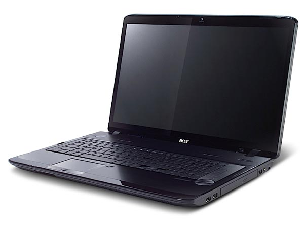 Acer Aspire 8940 Core i7 Notebook