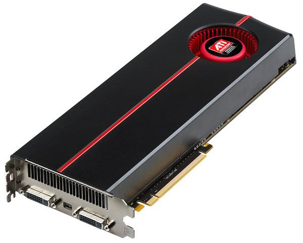 AMD ATi Radeon HD 5970 Graphics Card