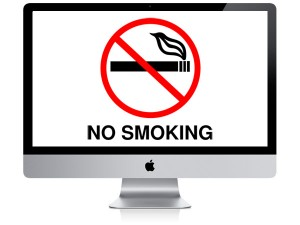 Smoking May Void Your Apple Warranty