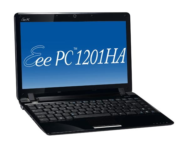 Asus Eee PC 1201HA Goes On Sale In The US