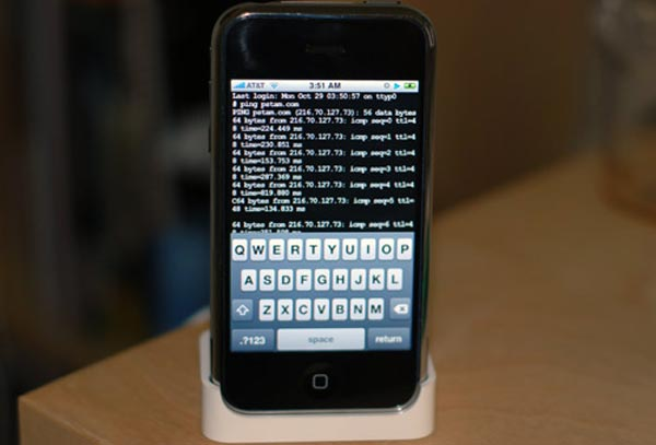 BlackSn0w iPhone Unlock