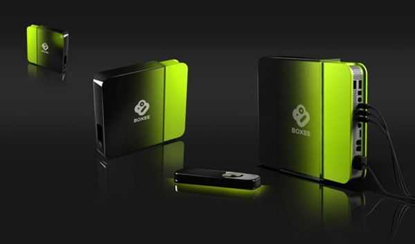 Boxee Announces The Boxee Box