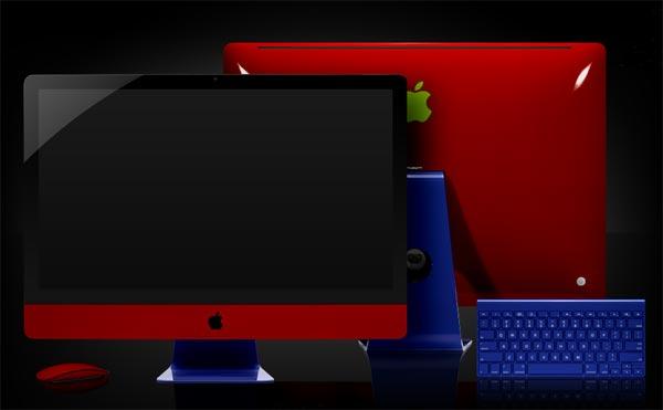 New 27 Inch iMacs Get The Colorware Treatment