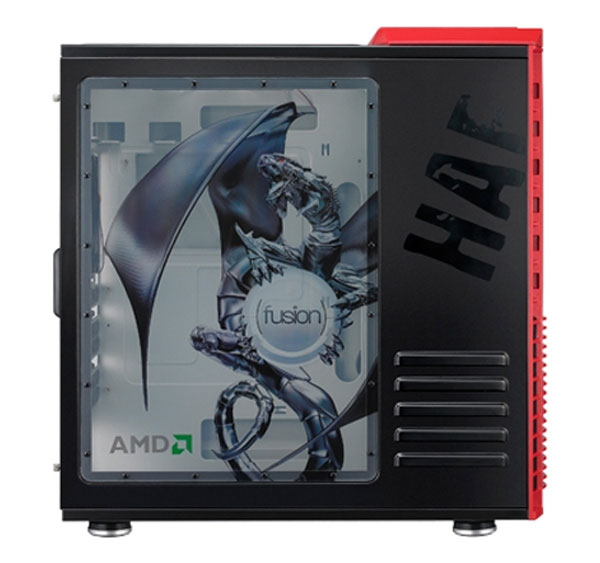 Cooler Master HAF 932 AMD Edition Case