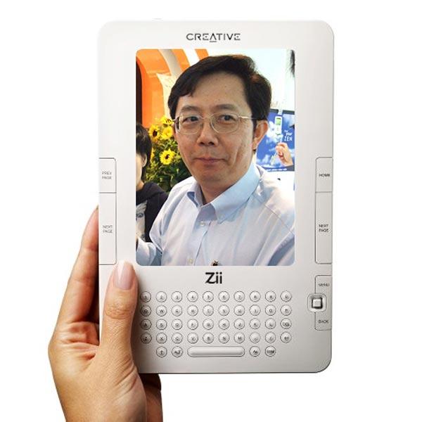 Creative Zii MediaBook