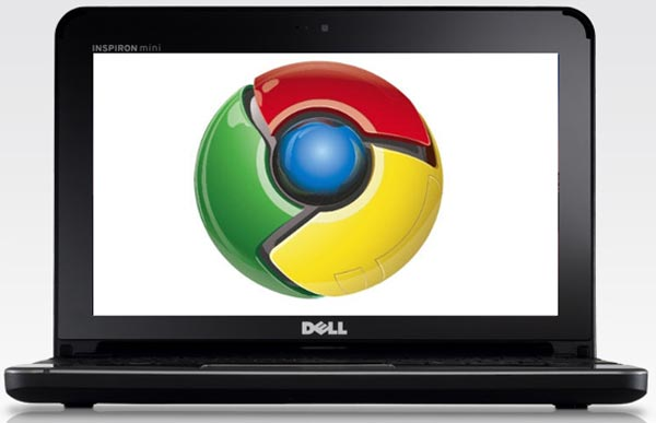Dell Chrome OS for Mini 10 Netbooks
