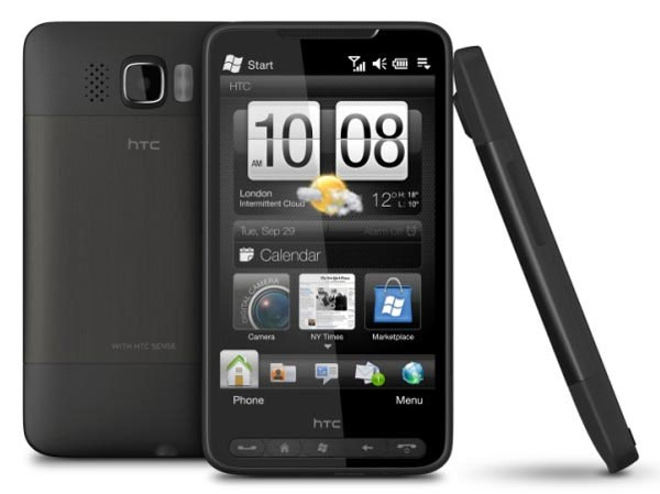 HTC HD2 Smartphone Goes On Sale In Europe