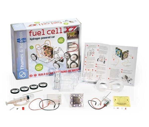 DIY Hydrogen Fuel Cell Car