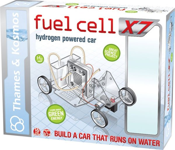DIY Hydrogen Fuel Cell Car