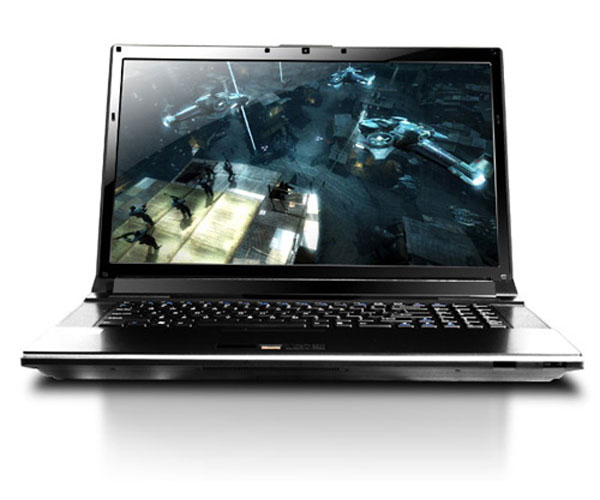iBuyPower Battalion 101 Core i7 Notebook