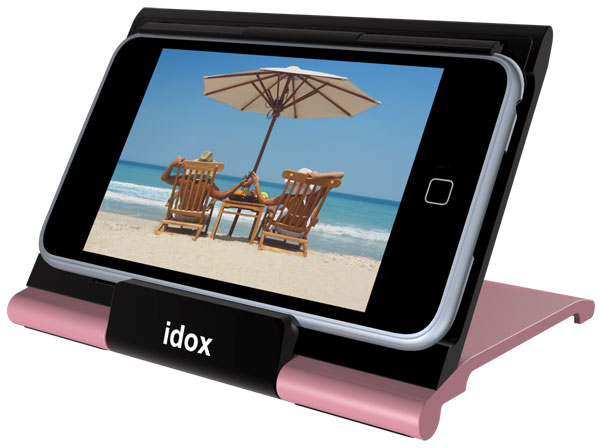 idox Traveler Series iPhone Case