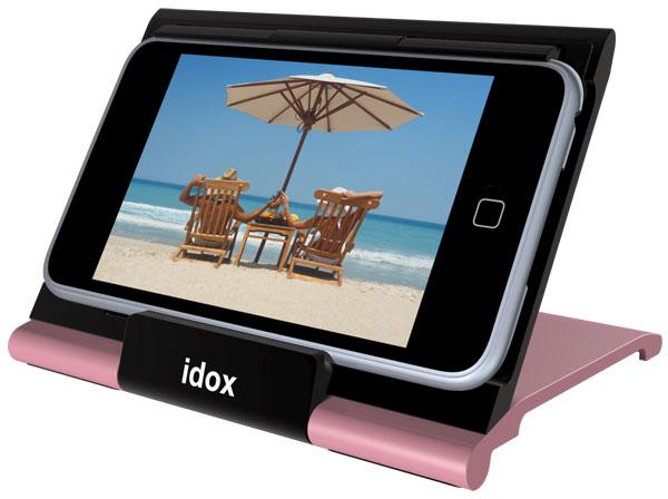 idox Traveler Series iPhone Case