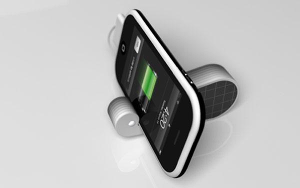 iPetals Solar iPhone Charger