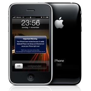 Jailbroken iPhones With Default Passwords Get Hacked