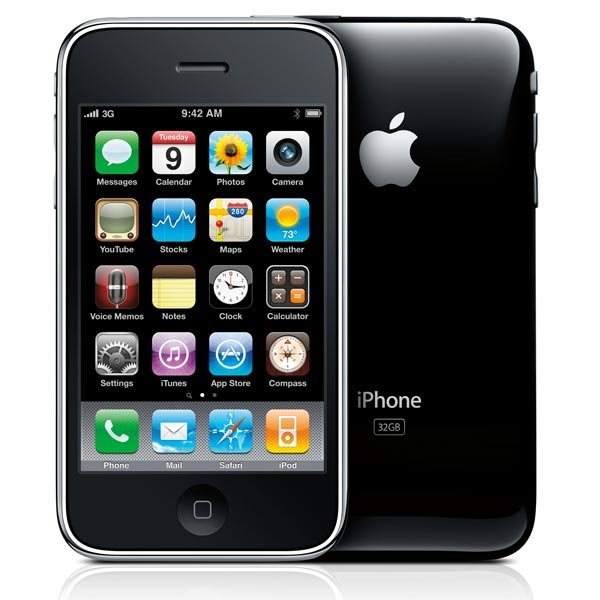 8GB iPhone 3GS in Yuletide Season
