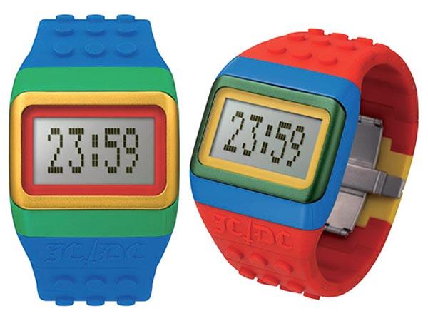 JCDC Lego Watches