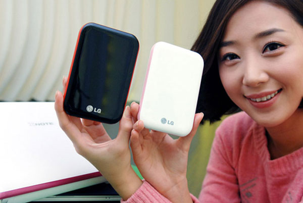 LG XD5 Mini External Hard Drives